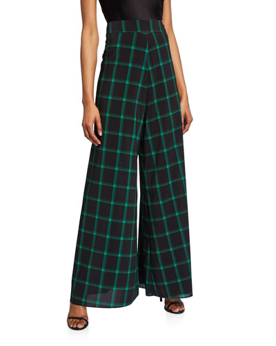 Athena Wide-Leg Pants