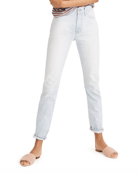 Madewell The Perfect Vintage Skinny Jeans - Inclusive Sizing