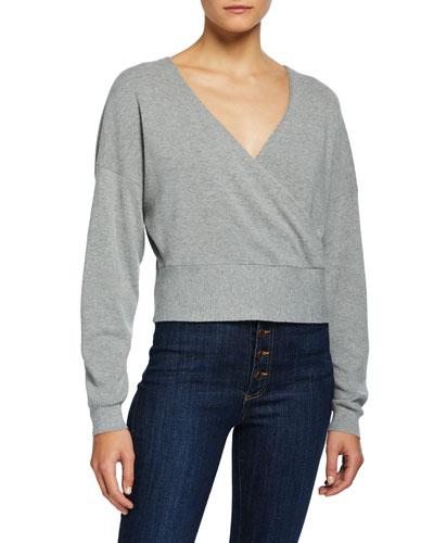 Bedelle V-Neck Pullover Sweater