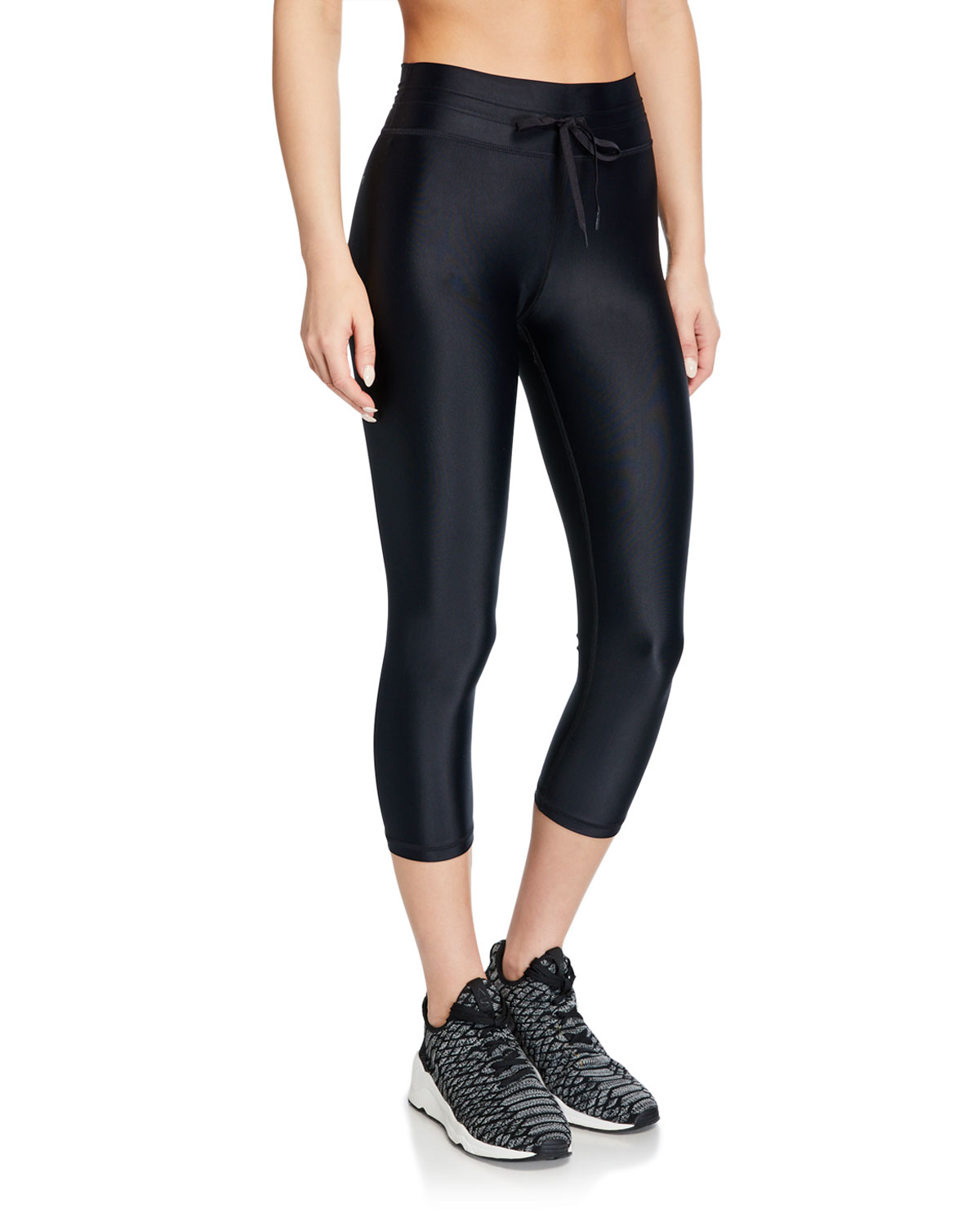 The Upside Pants NYC CROPPED YOGA LEGGINGS