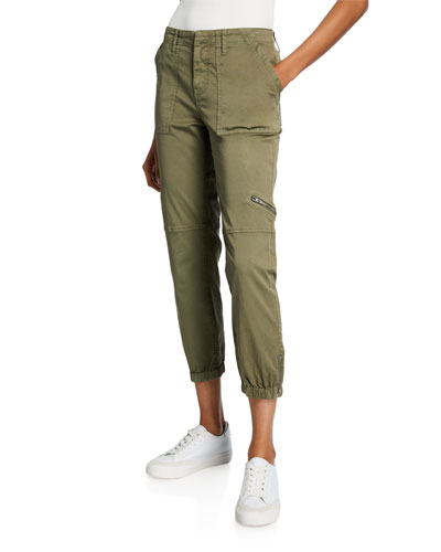 Aerial Ankle Cargo Pants