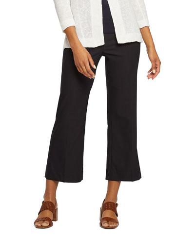 Plus Size Everyday Polished Wonderstretch Crop Pants