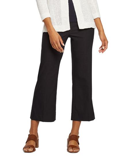NIC+ZOE Plus Size Everyday Polished Wonderstretch Crop Pants