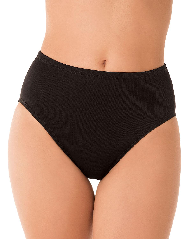 Basic High-Rise Bikini Bottom