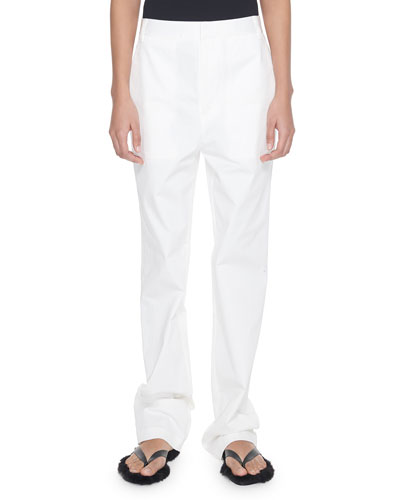 Sebastian High-Rise Dominic Twill Pants
