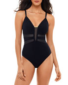 Amoressa by Miraclesuit Gold Standard One-Piece Swimsuit