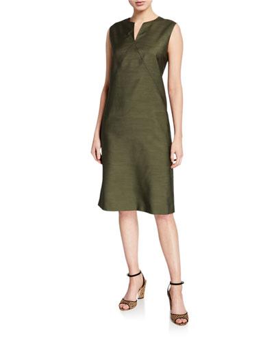 Millie Gateway Cloth Sleeveless Dress