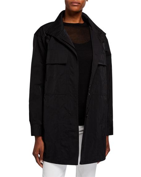 Lafayette 148 New York Alonda Chic Outerwear Jacket