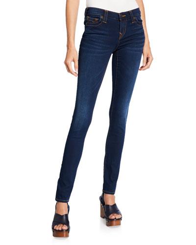 Stella Mid-Rise Skinny Jeans
