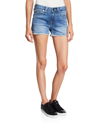 Jennie Cuffed Shorts