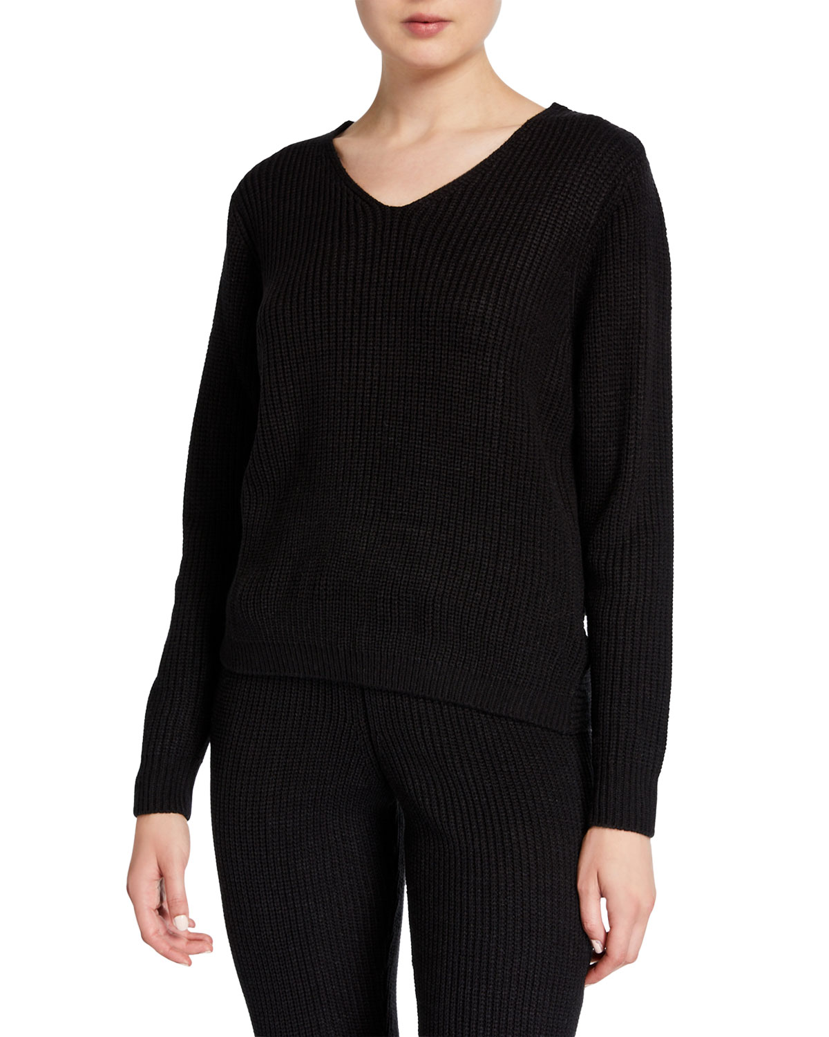 Onzie Sweaters BALLET TWIST-BACK SWEATER