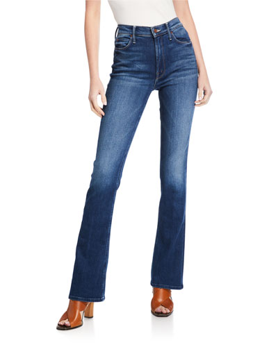 The High-Waisted Runaway Jeans