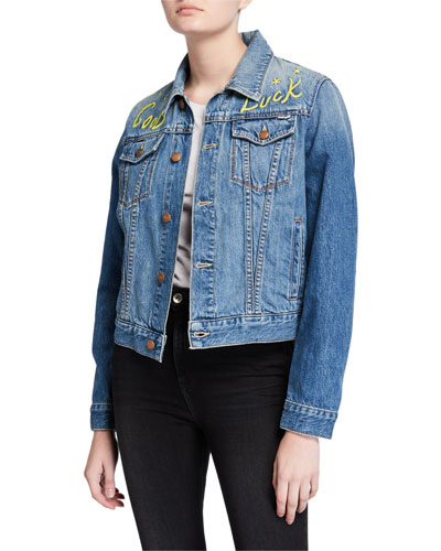 The Pocket Bruiser Denim Jacket