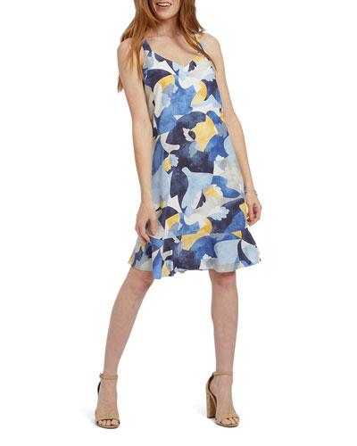 Petite Sun Seeker Sleeveless Dress