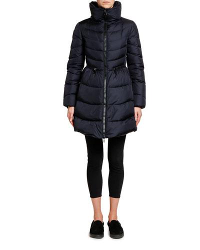 Mirielon A-Line Puffer Jacket