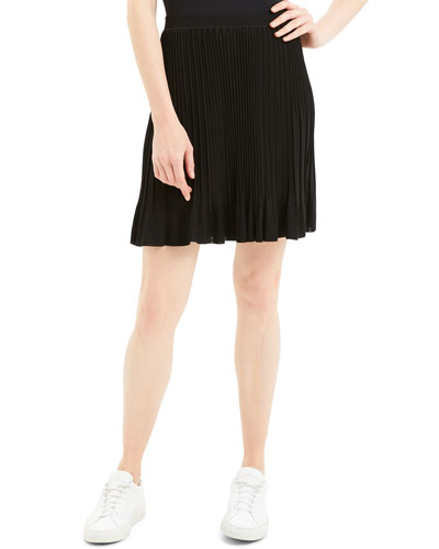 0cc5fb722a Black Pull On Skirt | Neiman Marcus