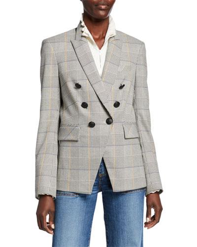 Miller Glen Check Dickey Jacket
