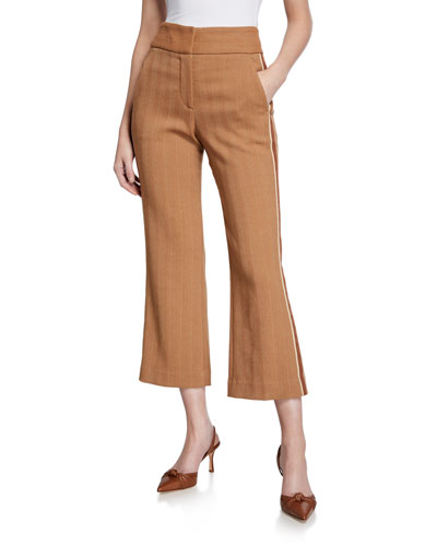 Cormac Side-Stripe Trousers