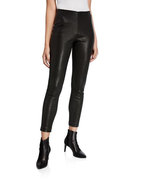 Rag & Bone Simone Leather Ankle Pants