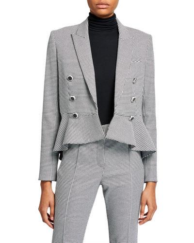 Rhodora Peplum Jacket