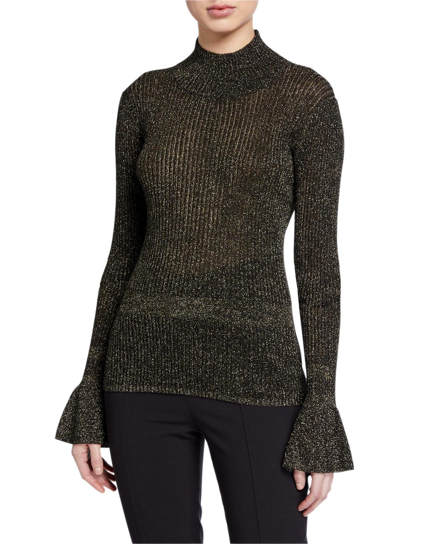 Veronica Beard Sweaters LILIA TURTLENECK SWEATER