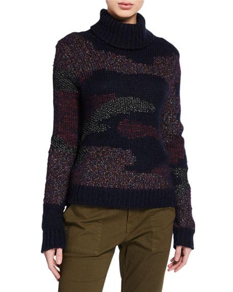 Veronica Beard Naledi Intarsia Sweater