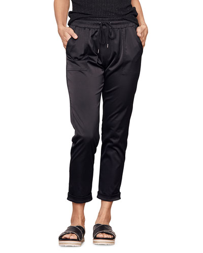 Kennedy Tapered Cargo Jogger Pants