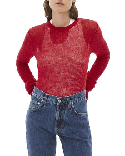 Air Crewneck Sweater