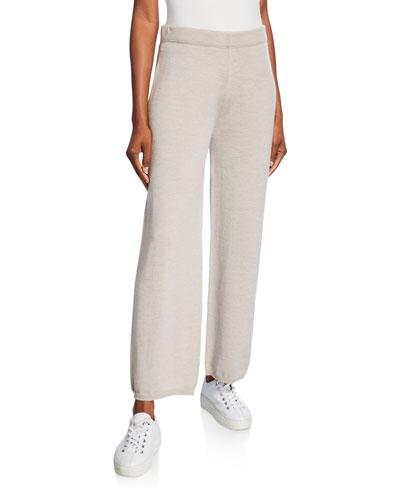 Wool Full-Leg Lounge Pants