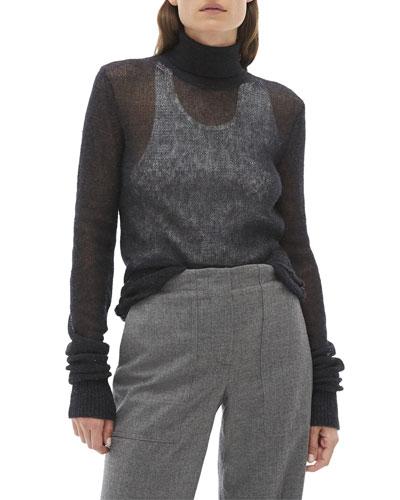Air Turtleneck Sweater