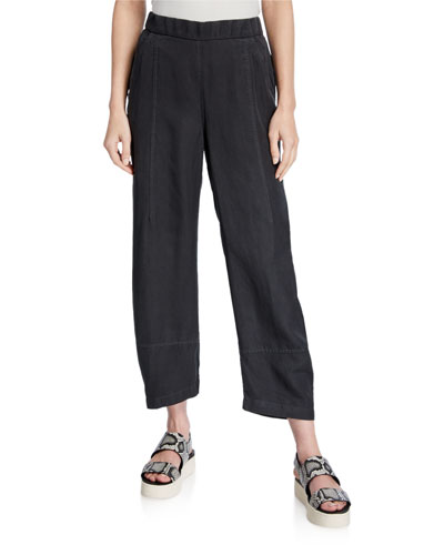 Lantern Ankle Pants