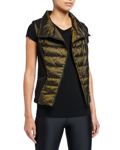 Barricade Compression-Side Puffer Vest
