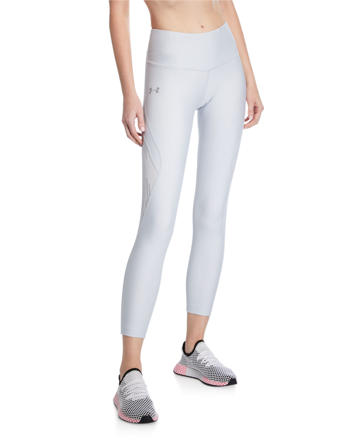 Armour Fly Fast Glare Crop Leggings