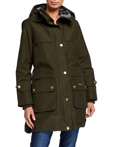 Icons Durham Breathable Raincoat