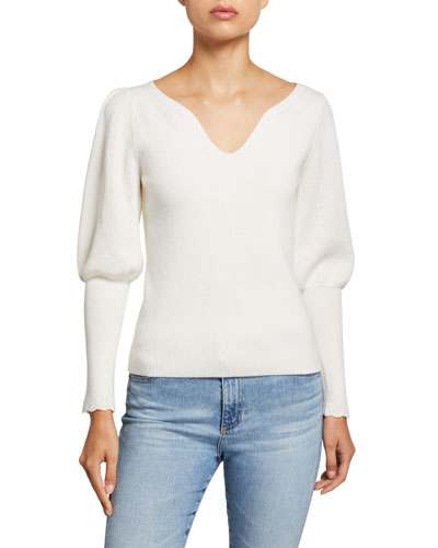 Luxe Merino Pullover Sweater