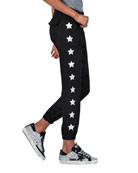 Black Orchid Noel Cropped Military Jogger Pants