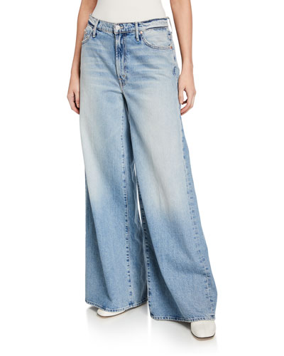 The Undercover Wide-Leg Jeans