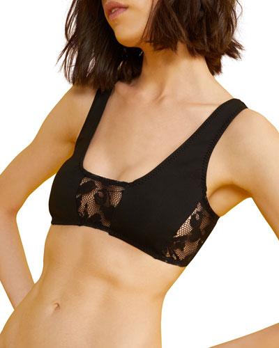 Lana Lace Bikini Top