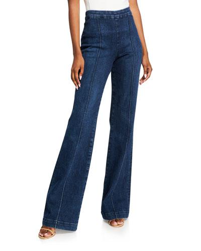 Jalisa High-Rise Trouser Pants