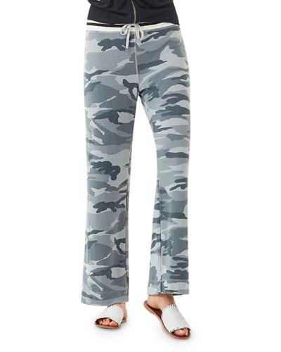 Soft Camo Sweatpants
