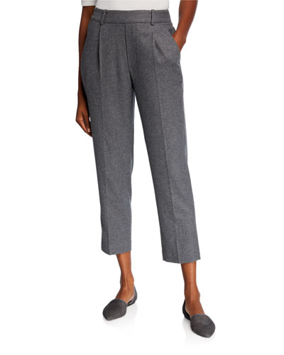 Easy Tapered Pull-On Pants