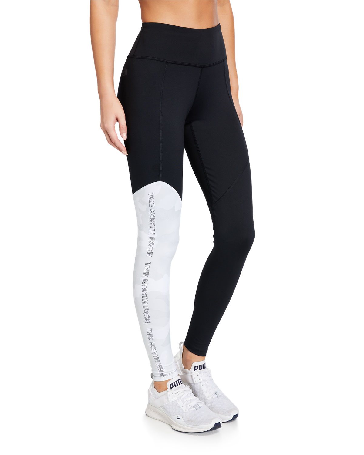 The North Face Pants INFINITY MID-RISE TRAINING TIGHTS