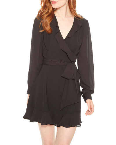 Cadance Wrap Dress