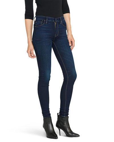 Barbara High-Rise Skinny Jeans