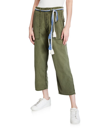 The Vintage Army Pant