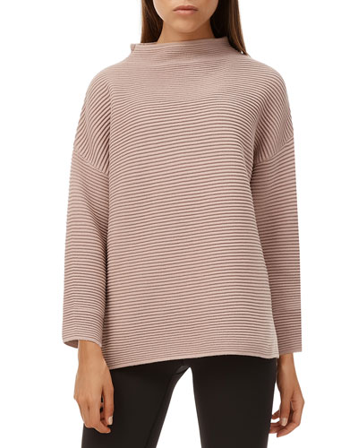 Tessa High-Neck Sweater