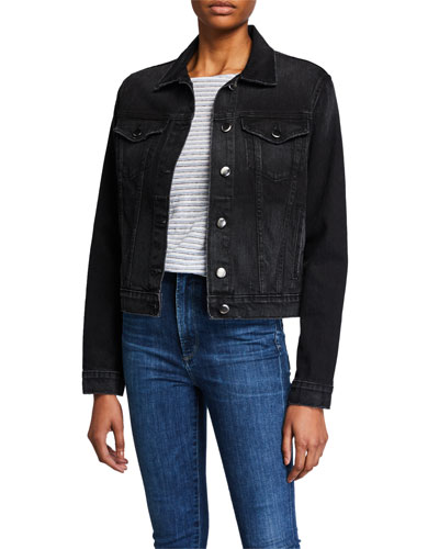 Heritage Slender Denim Jacket