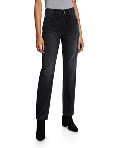 Heritage Sylvie Slender Straight Jeans