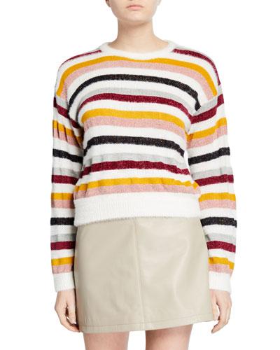 Rach Striped Sweater