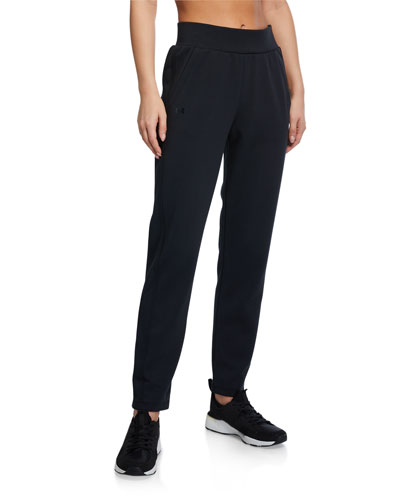 Double-Knit Track Pants